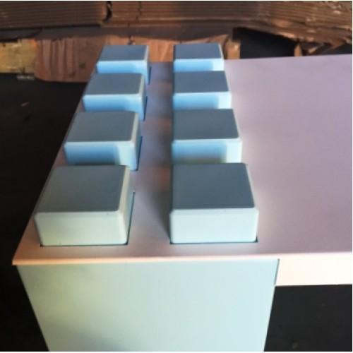 everblocksystems france etag re pr perc e 2x8. Black Bedroom Furniture Sets. Home Design Ideas