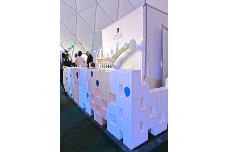 Bar Caveau Castelnau Pavillon du futur 2017