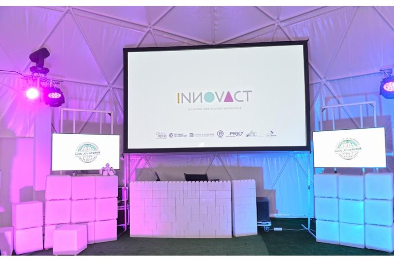 Innovact Pavillon du futur 2017